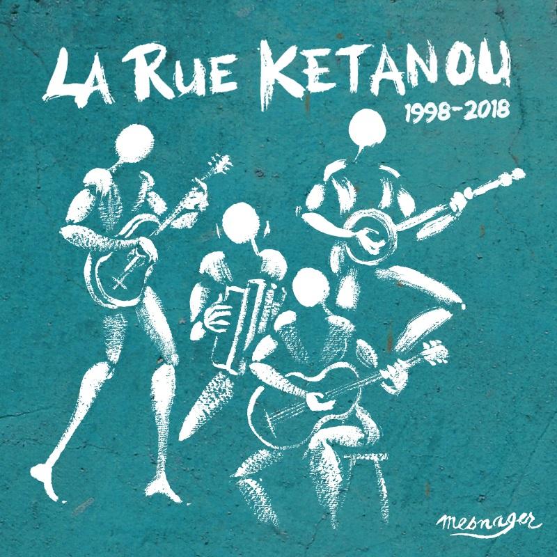 discographie la rue ketanou